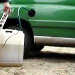 wypompowywanie zle zatankowanego paliwa ze zbiornika